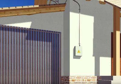 Электроснабжение дачи