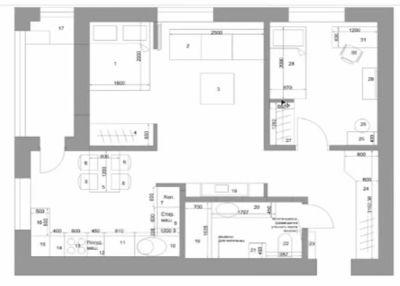 Энергопроект квартиры