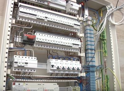 внешнее электроснабжение