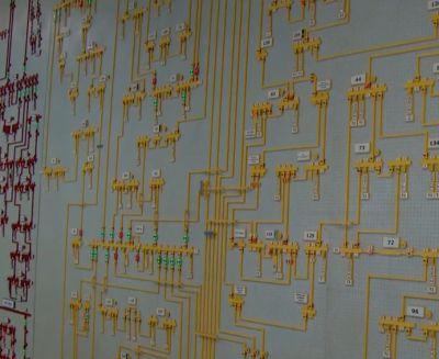 городская электрическая сеть