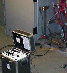 испытания кабельных муфт