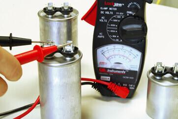 испытание конденсатора