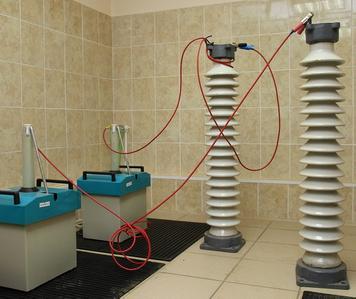 испытание средств защиты используемых в электроустановках