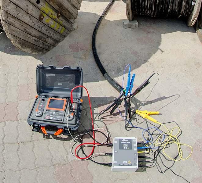 испытания высоковольтных кабелей