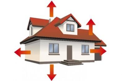 метод тепловизионного обследования зданий