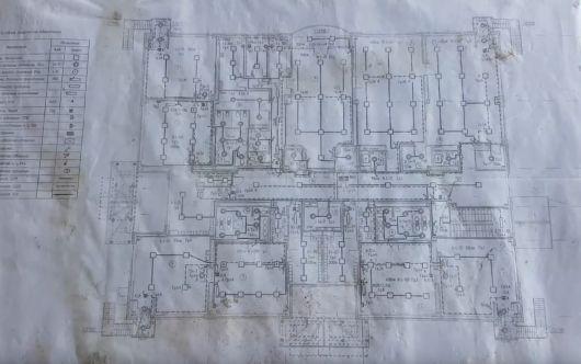 проект электроснабжение магазина
