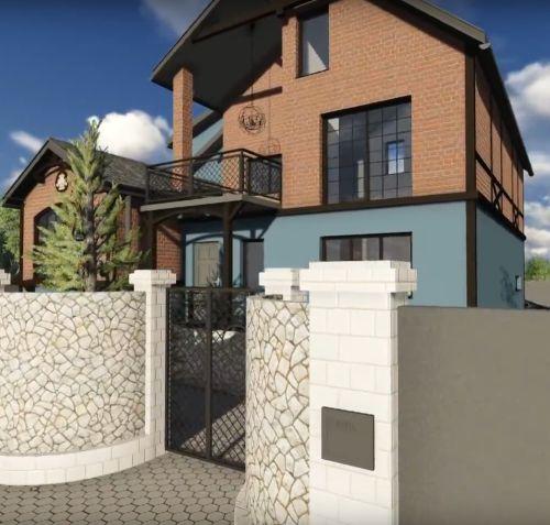 проект электроснабжения частных домовладений