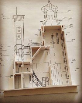 Проектирование электроснабжения храмов