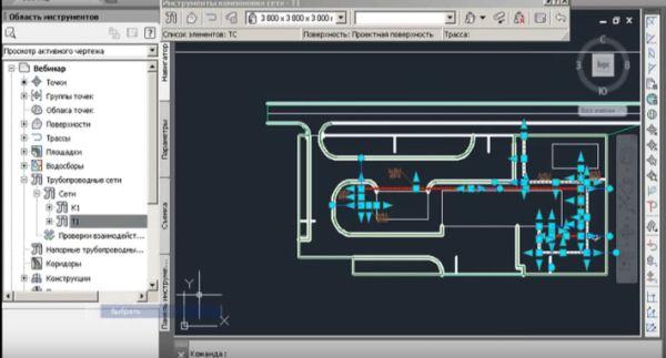 Проектирование кабельных линий