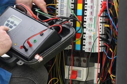 проверка изоляции и заземления оборудования