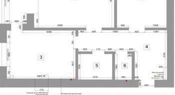 проекте электроснабжения квартиры