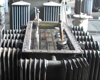 масло трансформатора